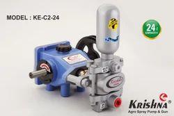 Duplex Plunger Pump (KE-C2-24)
