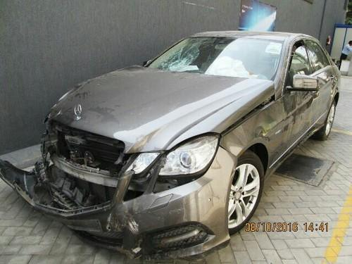 Mercedes Benz Uses Spare Parts