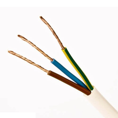 3 Core Wires And Cables 3 Core Flat Wire Manufacturer