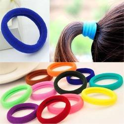 Neon Hair Rubber Bands