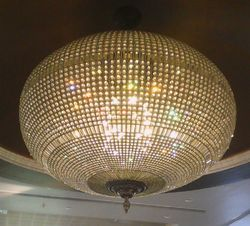 Decorative Crystal Jhoomer