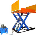 Scissor Lift Loading Dock