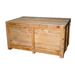 Wood Packing Box