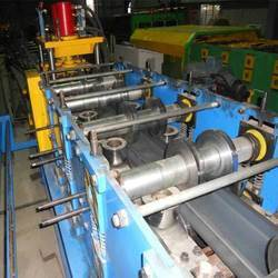 C Section Purlin Forming Machine
