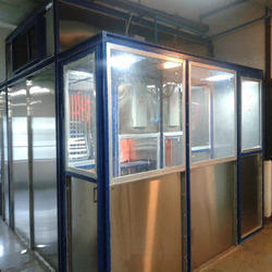 Stainless Steel Liquid Paint Booth