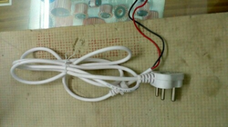 3 Pin Power Supply Cord