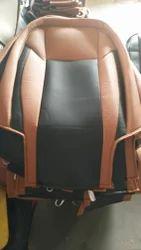 Auto yug PU Leather Car Seat Cover