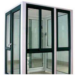 aluminium door partition at rs 280 /square feet(s) | door
