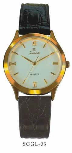 Saint Men' s Belt Watch