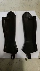 Half Chaps Leather