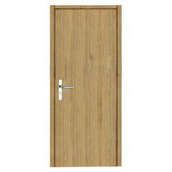 Utsav Brown Hardwood Laminate Door, for Doors