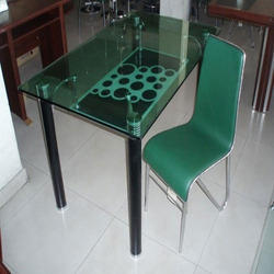 glass dining table in hyderabad telangana glass dining table