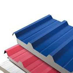 PUF Panel Roofing Sheets