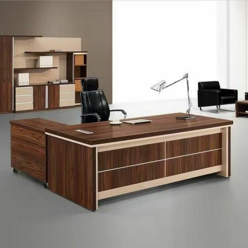Wooden Imported Office Table Batcha
