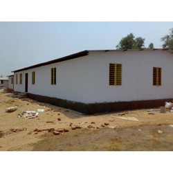 Prefabricated Labour Colony Camp