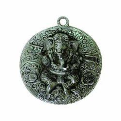 Round Ganesha Statues