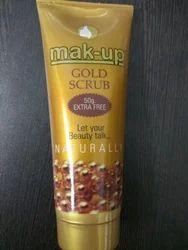Mak Up Gold Scrub