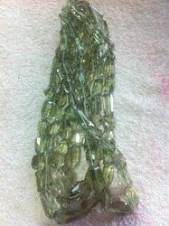 Green Amethyst Tumbles