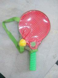 PVC Badminton Racket