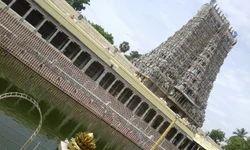 Wire Cut Brick Temple