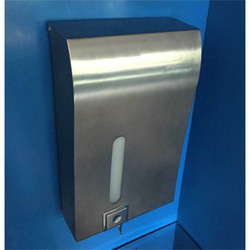 Steel Body Soap Dispenser