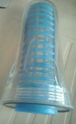 Vacuum Tank Filter Glass With Jali