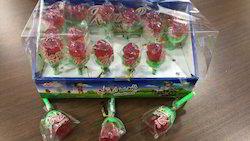 Rose Pop Lollipop