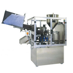 Aluminum Tube Filling Machines