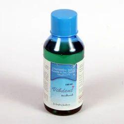 Chlorhexidine & Zinc Chloride Mouthwash
