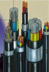 XLPE Insulated Aluminium & Copper Armoured LT Cables