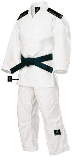 White Judo Dress Jfi Approved, Rs 7995 /pair Eagle Sports | ID: 19064734288
