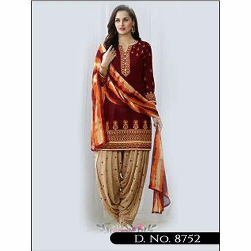 ea0e026d79 Casual Cotton Patiala Suit, Rs 799 /piece, Style Touch Private ...
