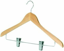 Wooden Combination Hanger