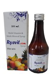 Multivitamin Syrup, Bottle Size: 100 ml