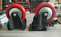 PU Heavy Duty Caster Wheel