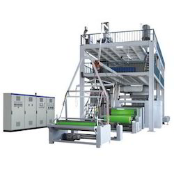 PP Spunbond Fabric Making Machine