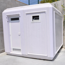 Portable Toilet Shower Cabin