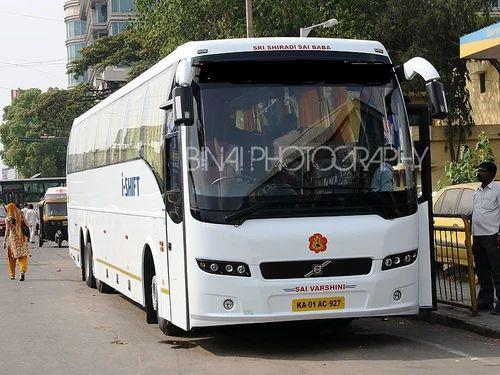 Volvo Bus Hire In Bangalore Volvo Bus Rentals In Bangalore in ...