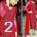 Original Pakistani R. Mukaish Dress