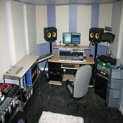 Studio Acoustic Treatment