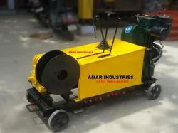 Motorized Winch Machine