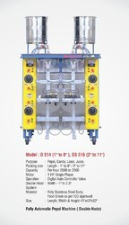 Chaska Pouch Packing Machine
