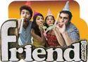 Friends Desktop Frame
