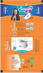 Sanitary Napkins Packaging Plastic Bags