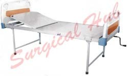 Hospital Semi Fowler Bed Mechanical (ABS Panels)