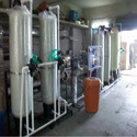 Water Purification Plant For Drinking, Inlet Flow Rate: 10000 Cubic Meter/hour