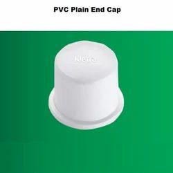 Netra UPVC Plain End Cap