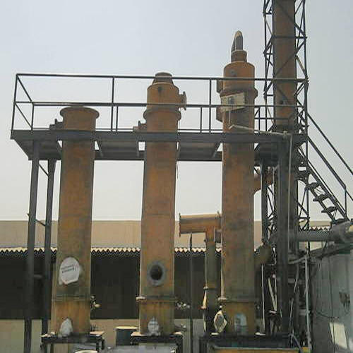 PP FRP Gas Scrubber Plant