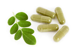 Moringa Capsules 380 mg 100