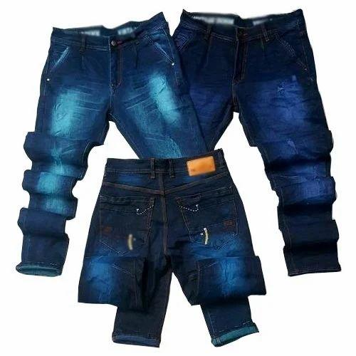 Stylish Denim Jeans, Denim Jeans - Riddhi Siddhi Fashion ...